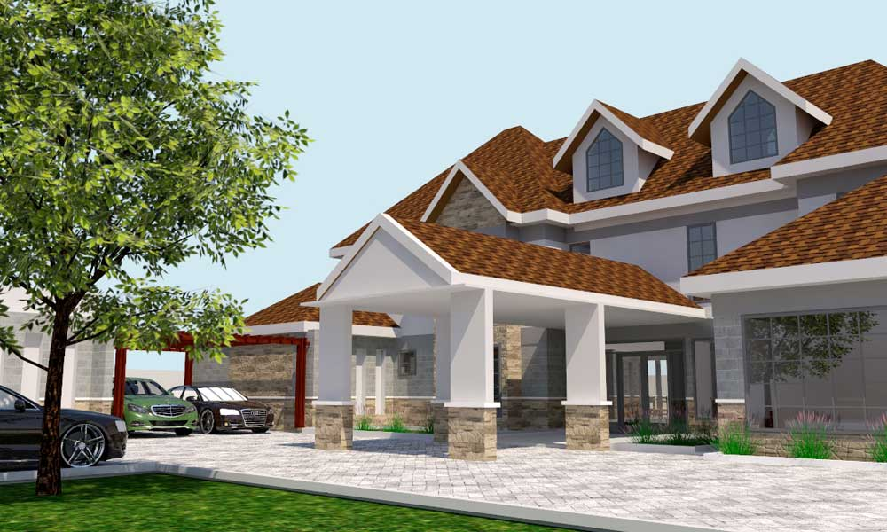 Residential Bungalow at Runda