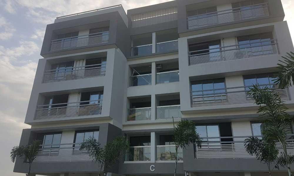 Palm Glory Apartments – India