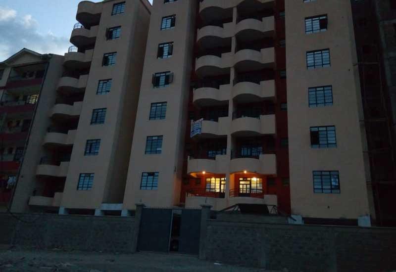 Kikuyu II Residential Apartments