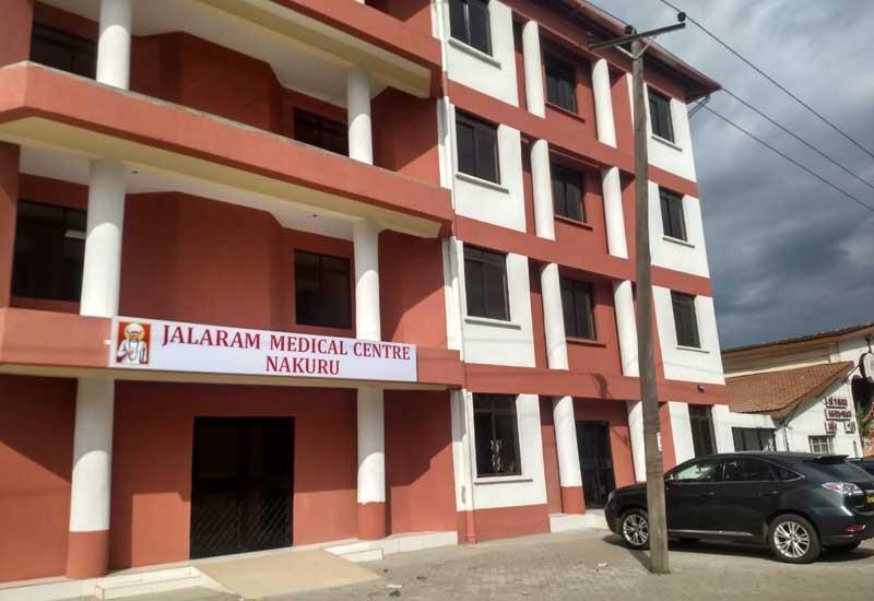 Jalaram Temple Nakuru